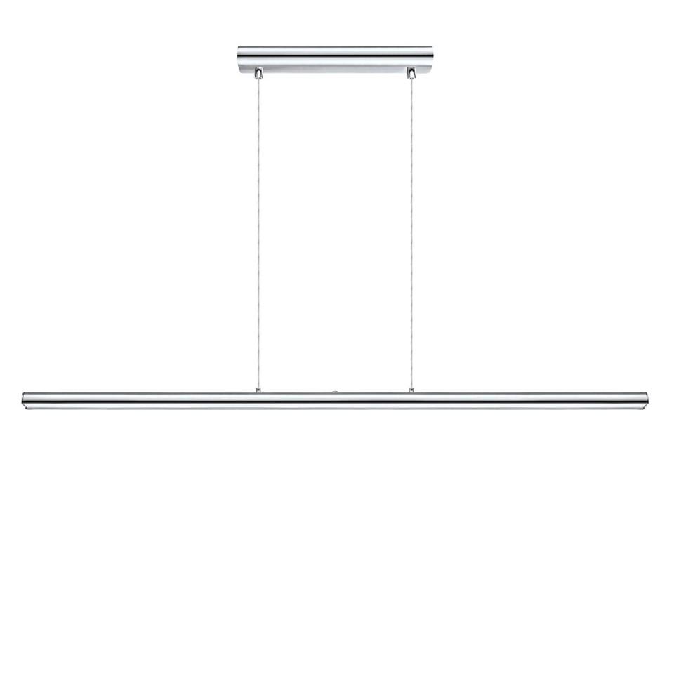 Lustra tip pendul LED Terros otel/aluminiu, argintiu poza chilipirul-zilei.ro