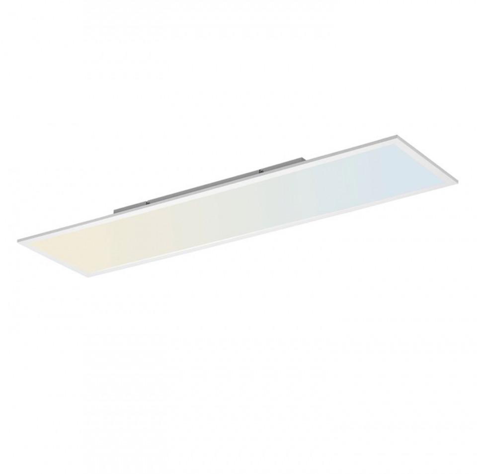 Plafoniera LED Flat Panel II 16 LED panel 41 W alb cald, 120cm