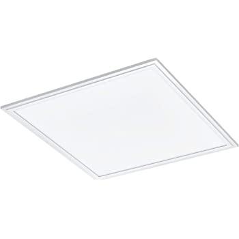 Plafoniera Salobrena VII, LED, alba, 60 x 5 x 60 cm