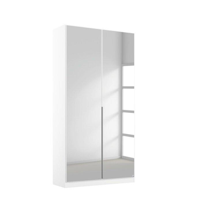 Sifonier Alabama, PAL, alb, 229 x 91 x 54 cm