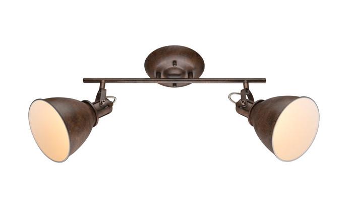 Spotlight, metal, maro, 45 x 21 x 15 cm imagine