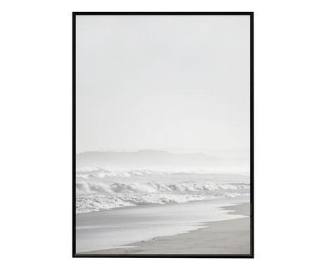 Tablou Beach, 50x70 cm chilipirul-zilei 2021