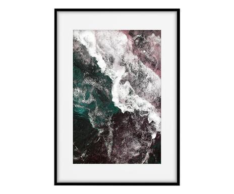 Tablou Ocean, 50 x 70 cm chilipirul-zilei 2021