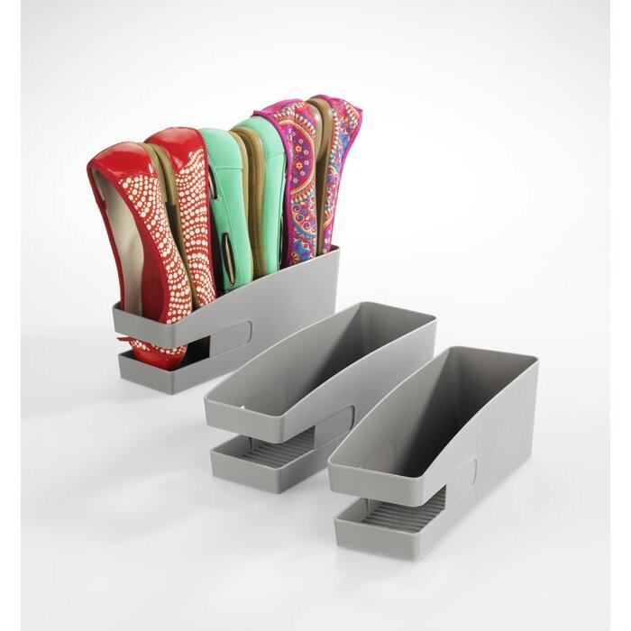 Accesoriu pentru depozitarea pantofilor (set de 6)