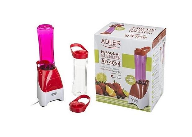 Blender personal Adler AD4045, rosu imagine chilipirul-zilei.ro