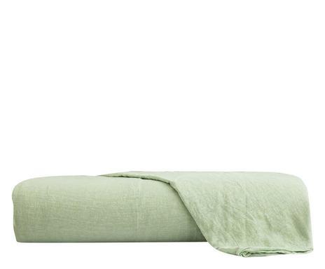 Cearsaf pat sopra verde, matrimonial chilipirul-zilei.ro