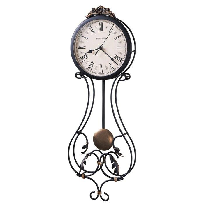 Ceas de perete Paulina, 21 x 60 x 6 cm