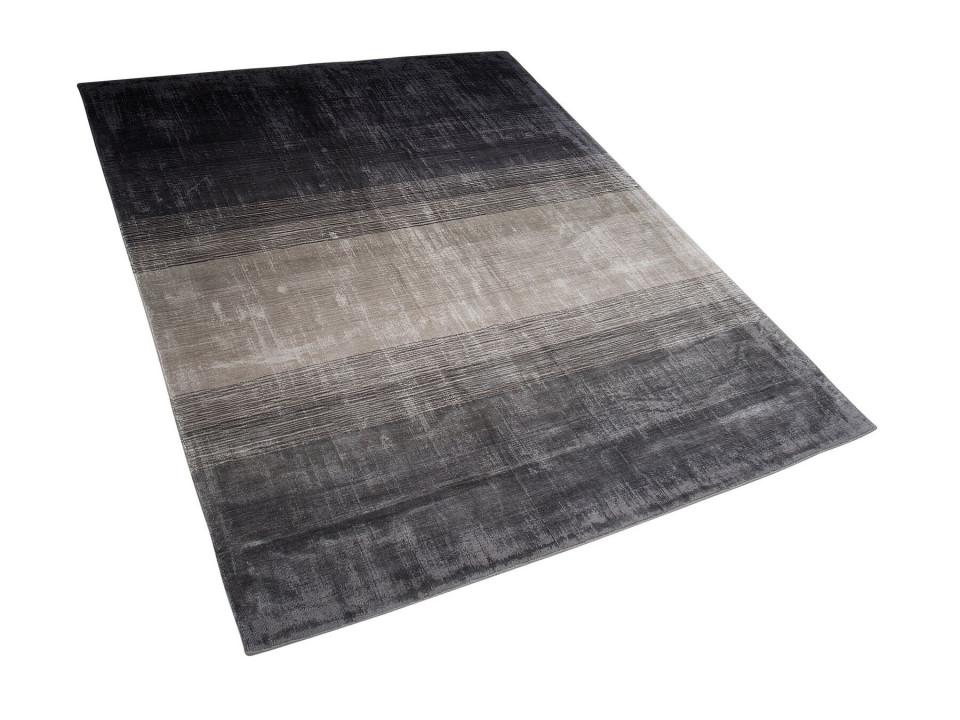 Covor Ercis, negru/gri, 160 x 230 cm image0
