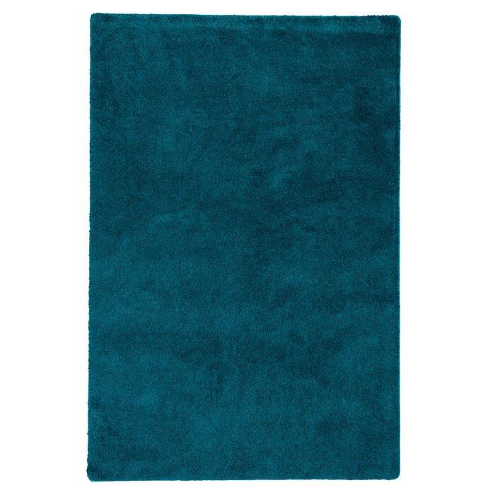 Covor Johnie, poliamida, albastru, 160 x 240 cm