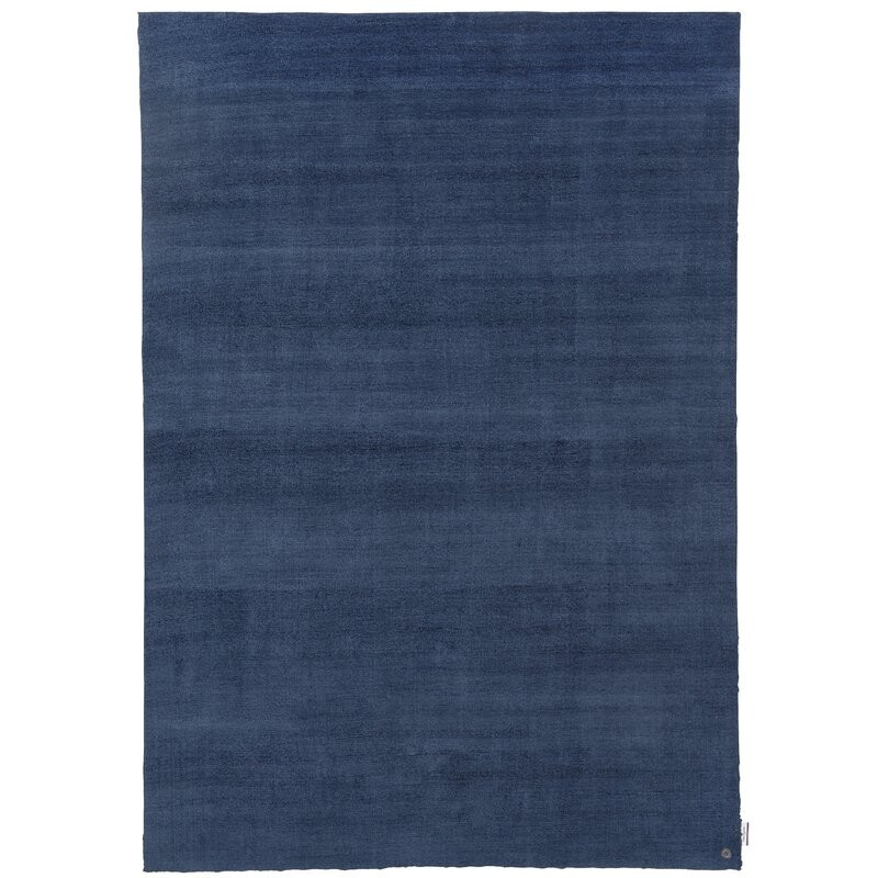 Covor Powder albastru, 65 cm x 135 cm chilipirul-zilei 2021