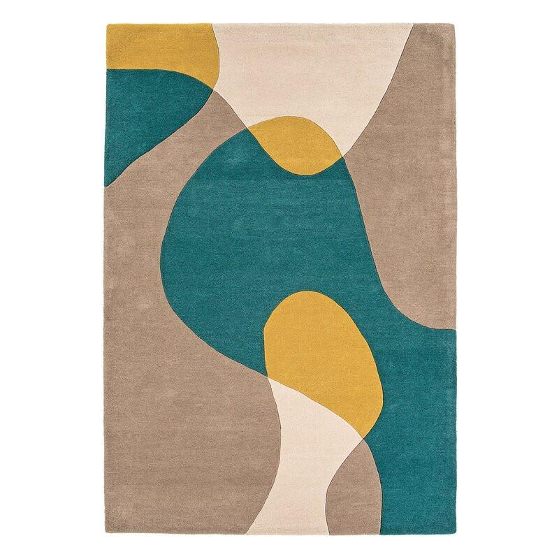 Covor Wade multicolor, 160 x 230cm imagine chilipirul-zilei.ro