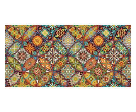 Covor Zaira multicolor, 250x64 cm poza chilipirul-zilei.ro