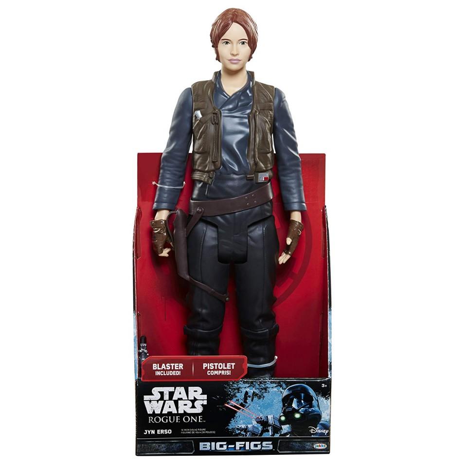 Figurina Star Wars 45cm Jyn Erso chilipirul-zilei 2021