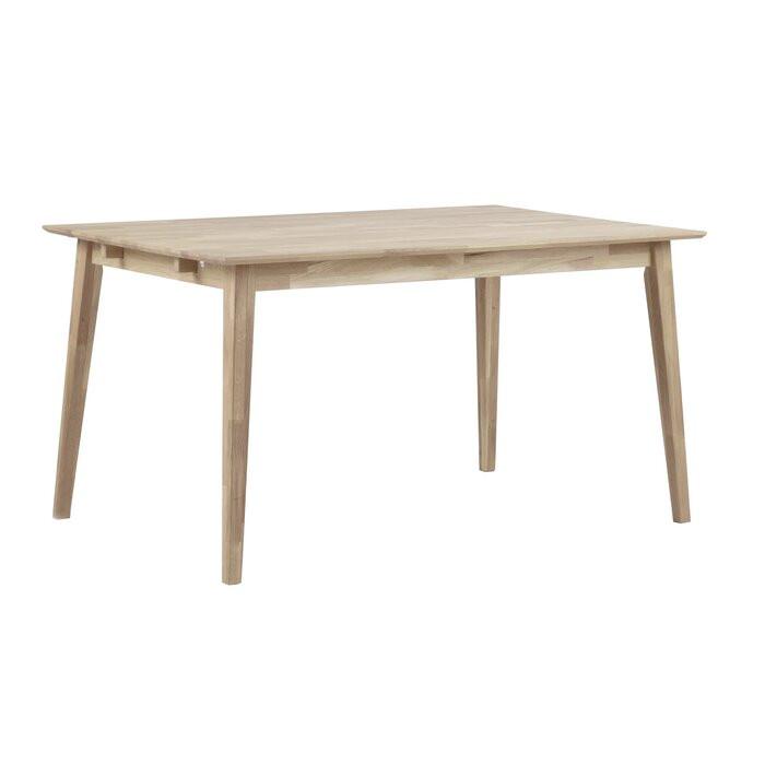Masa Finnegan, lemn, 90 x 74 x 140 cm