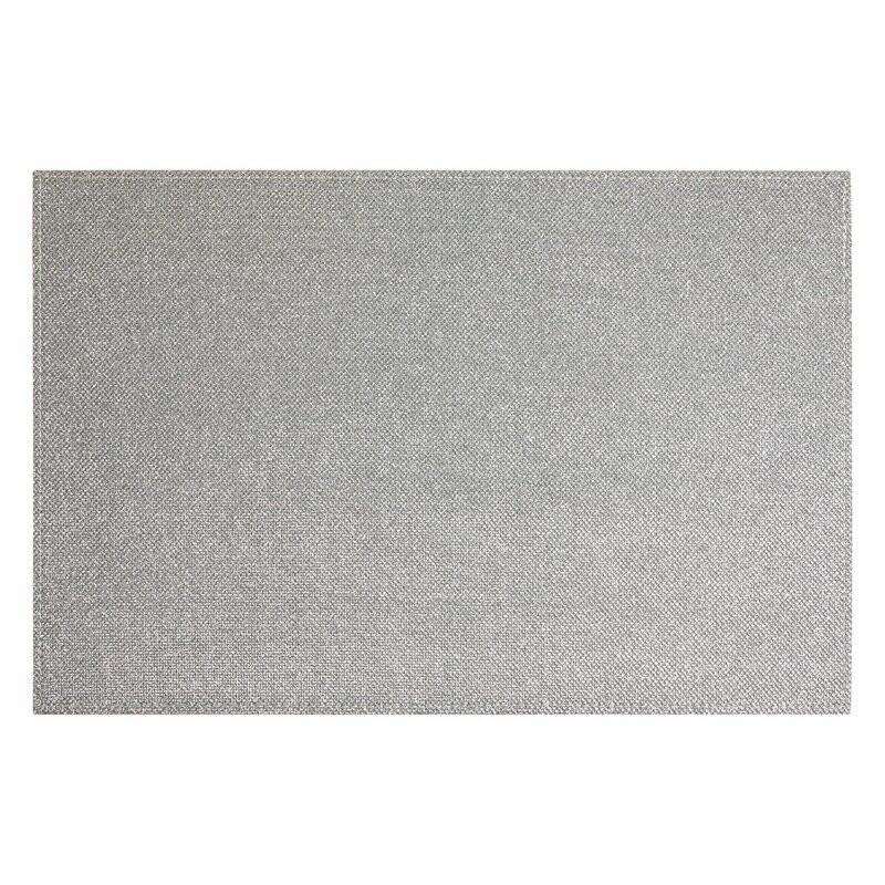 Set de 4 naproane Glitter, argintiu imagine chilipirul-zilei.ro