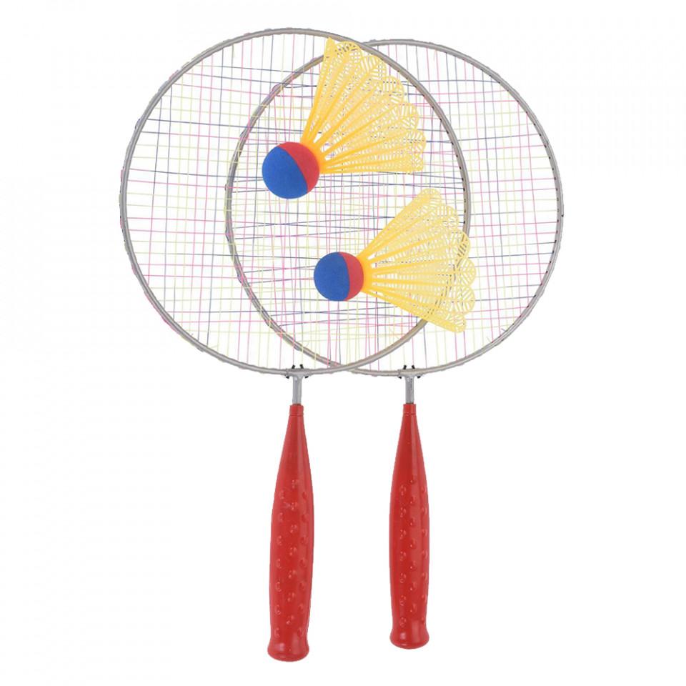 Set Karll de badminton cu 4 piese chilipirul-zilei.ro
