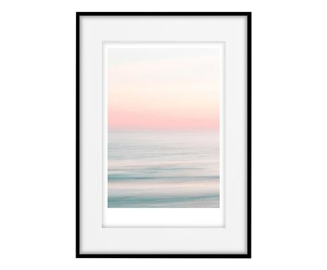 Tablou Sunset, 30 x 40 cm poza chilipirul-zilei.ro