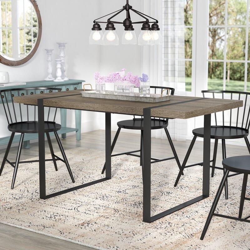 Tackett Dining Table 152cm L x 81cm W x 76cm H