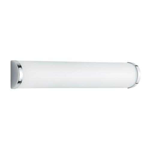 Aplica Xavi, metal/sticla, alba, 41 x 8 x 6 cm, 18w imagine 2021 chilipirul zilei