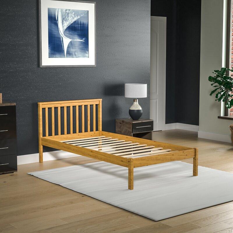 Cadru de pat Sydney din lemn masiv, 196 x 97cm