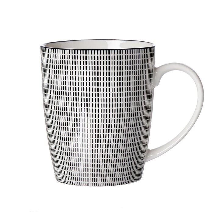 Cana de cafea Aroche, ceramica, 10 x 12 cm 2021 chilipirul-zilei.ro