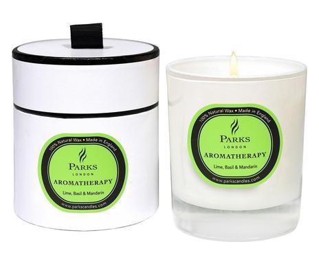 Candela parfumata Lime/Basilico/Mandarino imagine 2021 chilipirul zilei