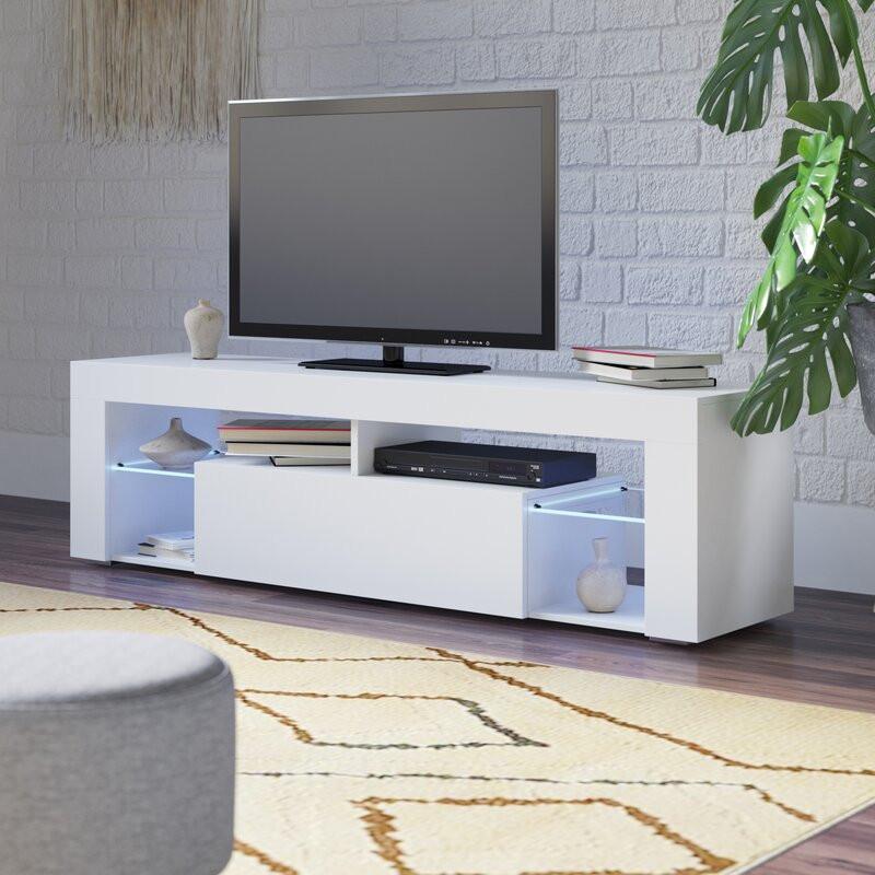 Comodă TV 55  Karah, 140cm W x 50cm H x 33cm D( 499794)