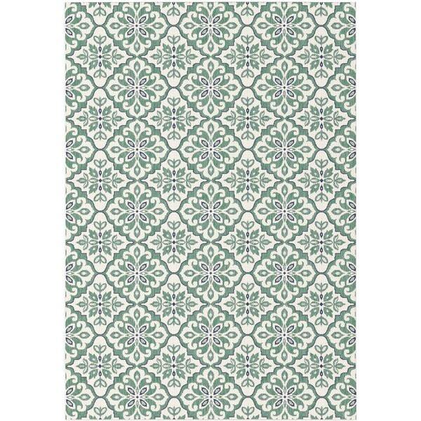 Covor Trudy verde 200 x 290cm