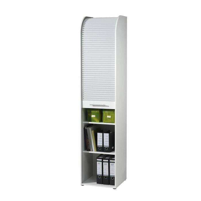 Dulap, alb, 190 x 45 x 40 cm