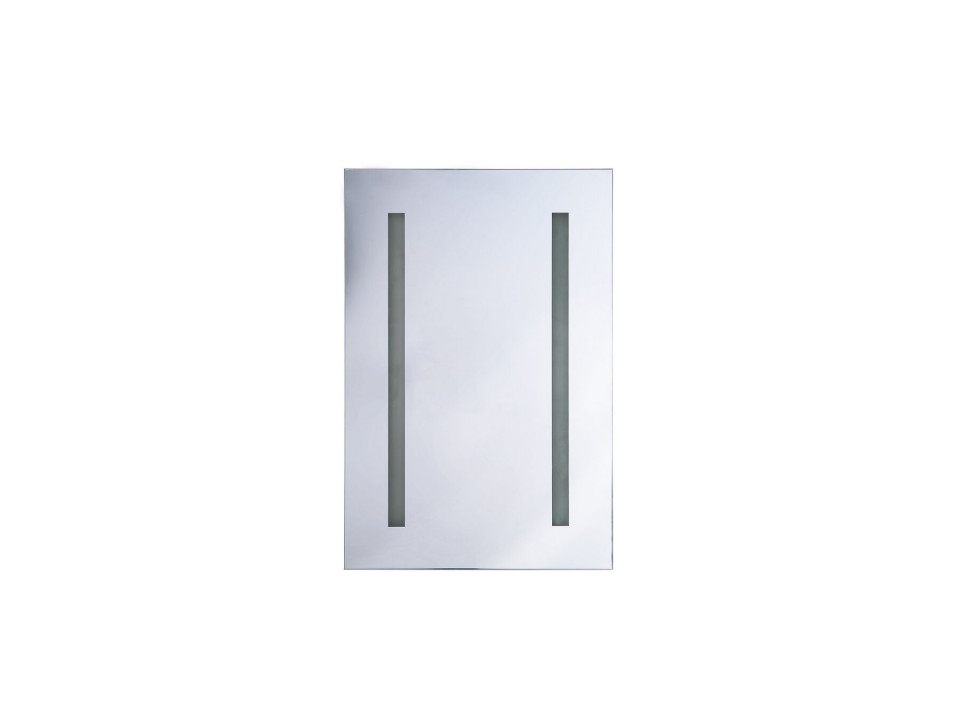 Dulap cu oglinda CAMERON, LED, MDF, 60 x 40 x 12 cm imagine 2021 chilipirul zilei