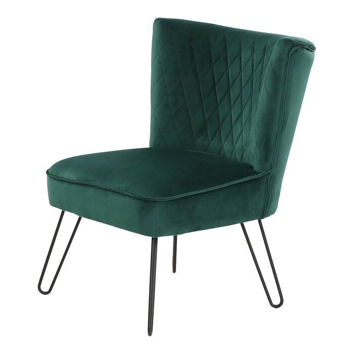 Fotoliu Whittaker, verde, 81 x 64 x 64 cm