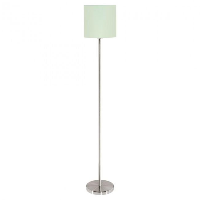 Lampadar Pasteri, metal/textil, verde, 28 x 158 x 28 cm, 60w imagine 2021 chilipirul zilei