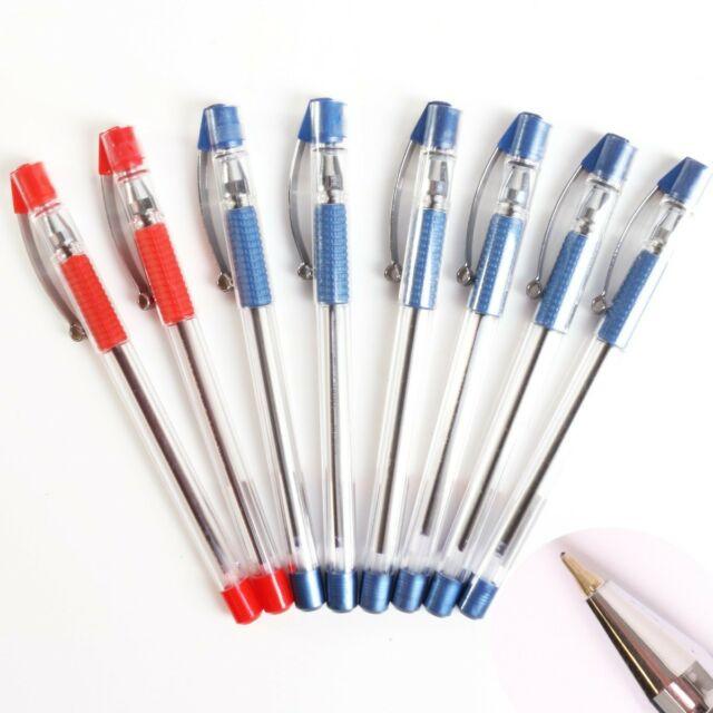 Set 8 pixuri Karll, albastru/ negru/ rosu( 586804)