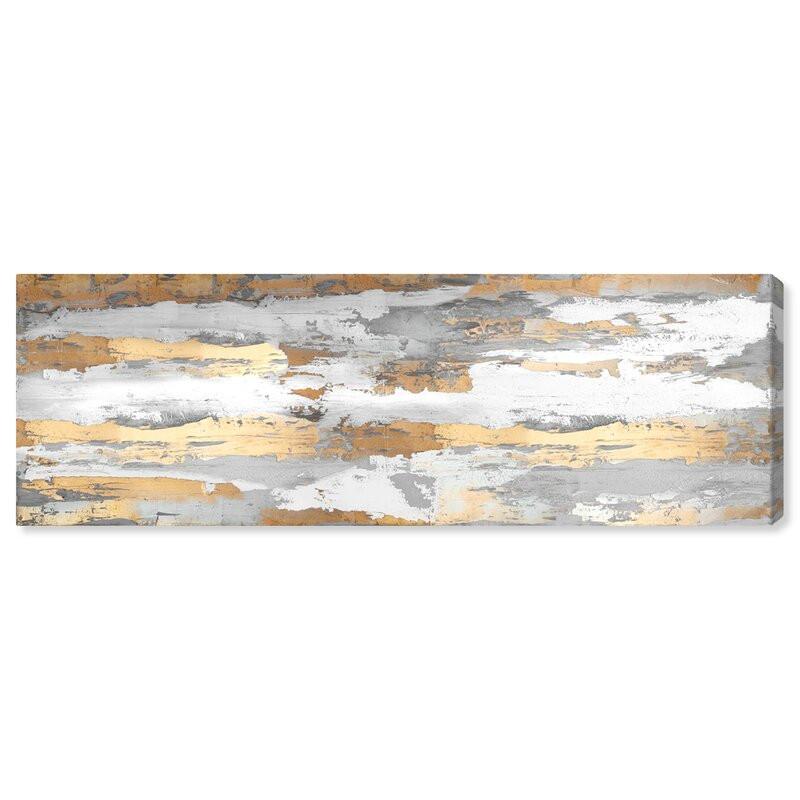 Tablou 'Spirit of Gold', 152 x 50 cm chilipirul-zilei 2021