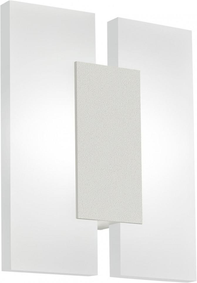 Aplica Metrass III, metal/plastic, argintie, 17 x 20 x 5,5 cm, 45w chilipirul-zilei.ro