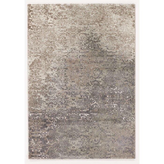 Covor Albiero, gri, 80 x 150 cm chilipirul-zilei.ro