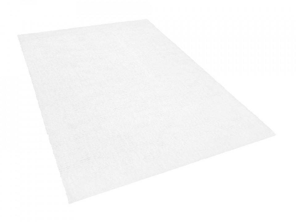 Covor latos DEMRE 140 x 200 cm alb