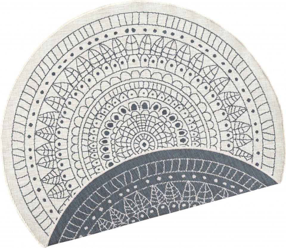 Covor reversibil Porto interior-exterior, 140cm