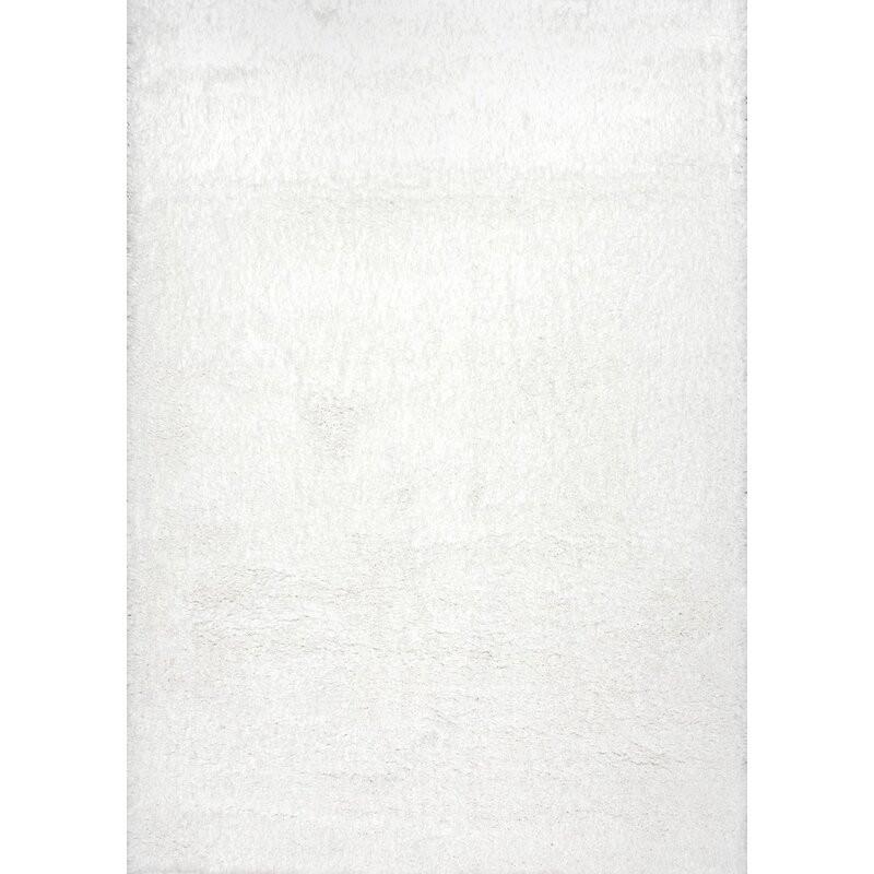 Covor Rush alb, 122 x 183cm