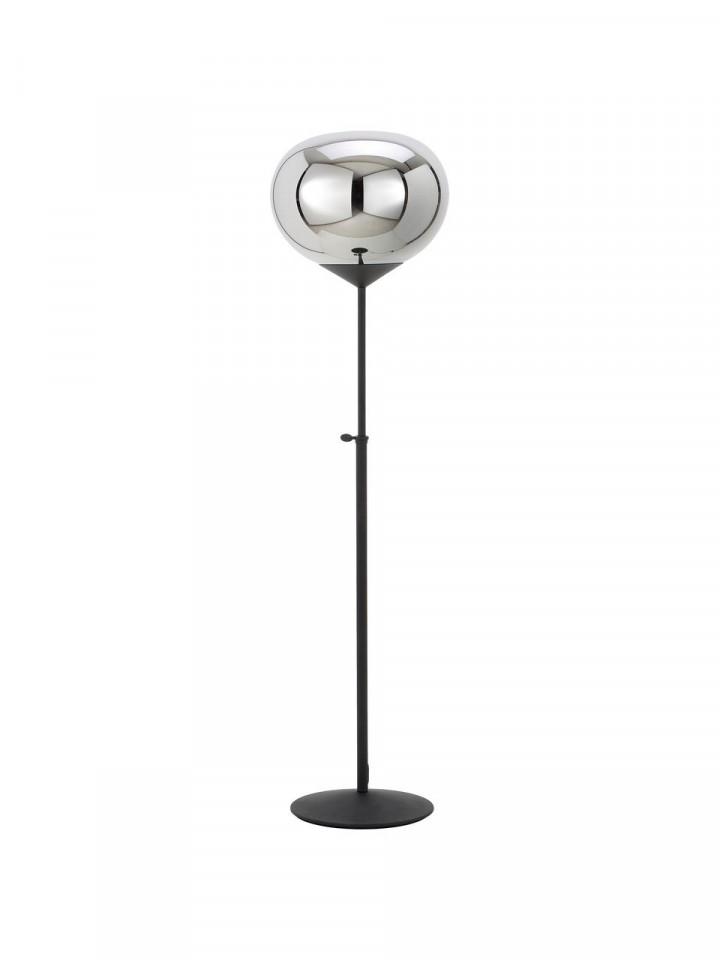 Lampadar din metal, 164 x 36 cm