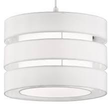 Lustra tip pendul Belle II, plastic/metal, 35 x 150 x 35 cm