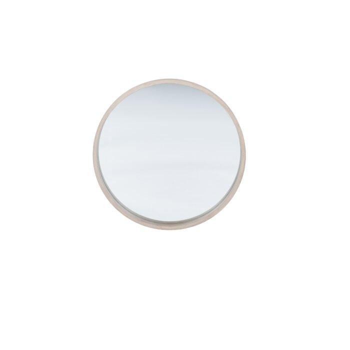 Oglinda de perete, MDF, 53 x 53 x 4,5 cm