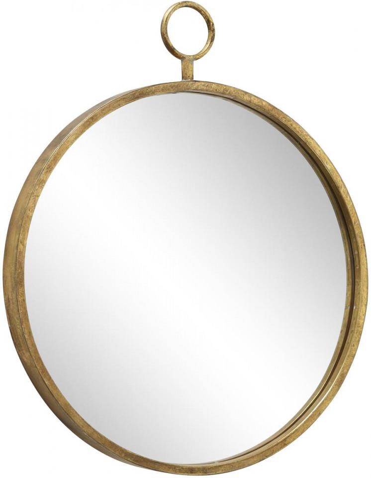 Oglinda de perete Prado, aurie, 55 x 66 x 4 cm imagine 2021 chilipirul zilei