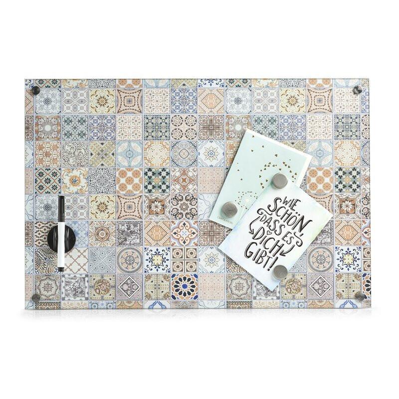 Panou memo Mozaic, 60 x 40 cm imagine chilipirul-zilei.ro