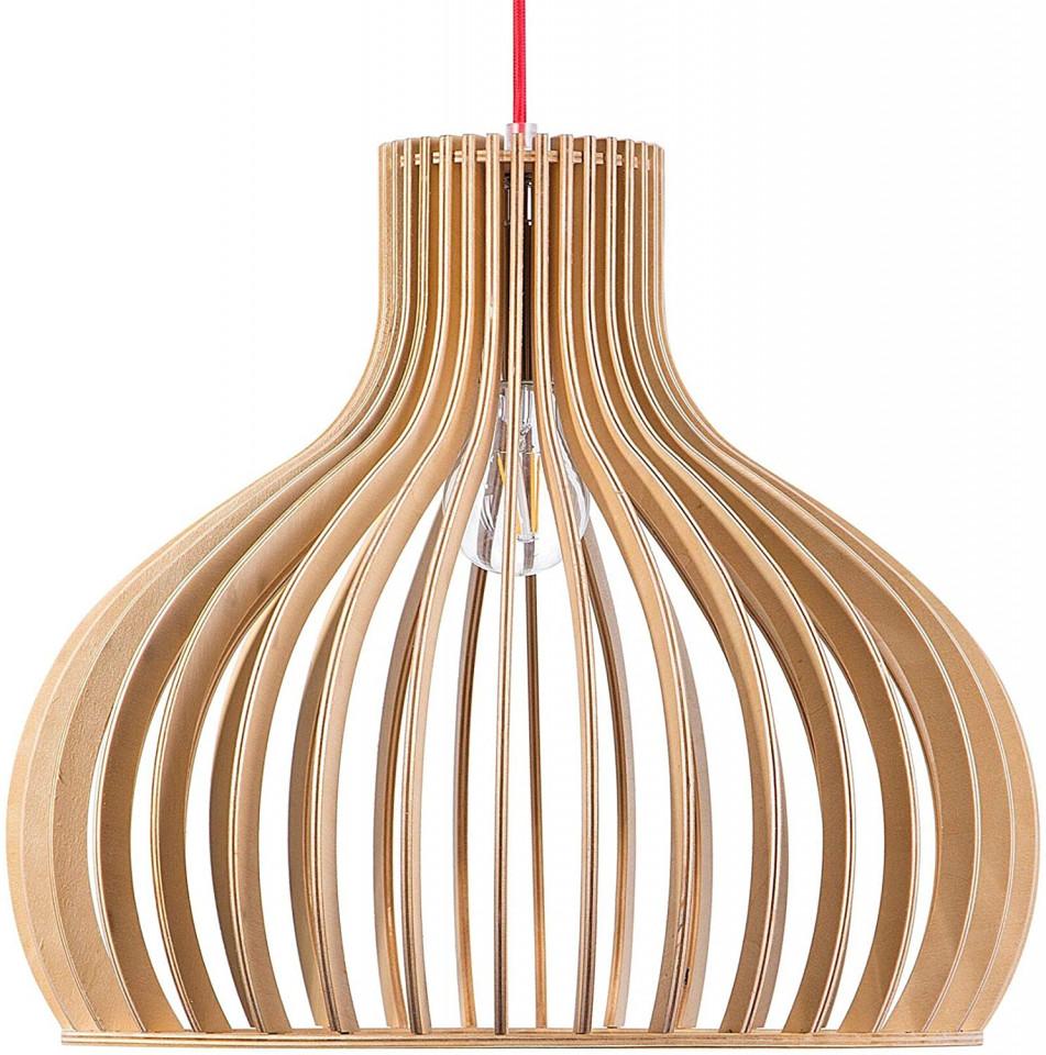 Pendul Malone lemn, 45 x 45 x 45 cm 2021 chilipirul-zilei.ro