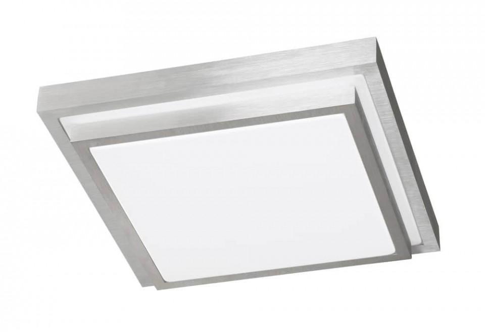 Plafoniera HALDEN, metal/plastic, alba, 30 x 9 x 30 cm, 15w poza chilipirul-zilei.ro