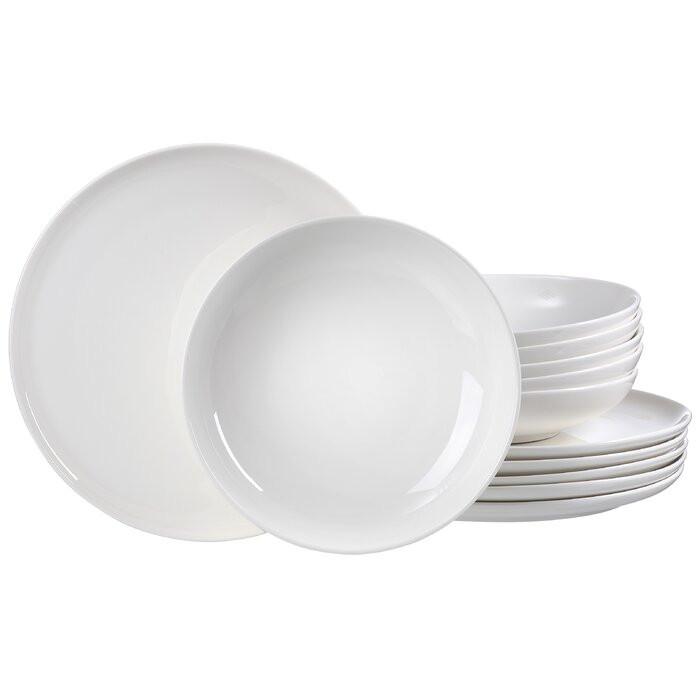 Serviciu de cina Skagen, 12 bucati chilipirul-zilei.ro