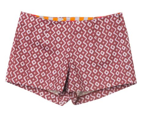 Shorts Daisy bordeaux by Lisa Corti, marimea M