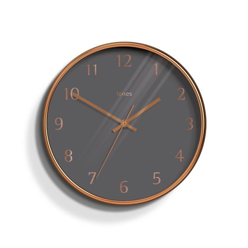 Ceas de perete Penny 30 x 4.3cm chilipirul-zilei.ro