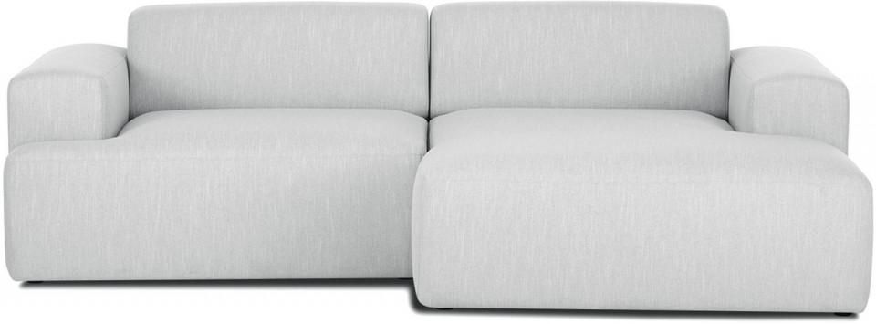 Coltar Melva, textil, gri, 240 x 72 x 144 cm imagine 2021 chilipirul zilei